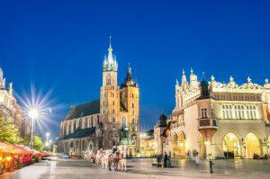 Poland-Krakow